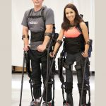 Wearable bionic suit