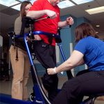Second step gait harness system