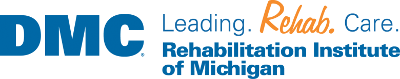 Rehabilitation Institute of Michigan, Logo